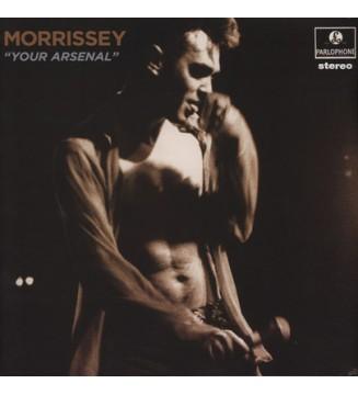 Morrissey - Your Arsenal (LP, Album, RE, RM, Gat) mesvinyles.fr