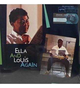 Ella* And Louis* - Ella And Louis Again (2xLP, Album, 180) mesvinyles.fr