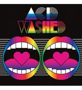 Acid Washed - Acid Washed (2xLP, Album, Ltd, Cle) mesvinyles.fr