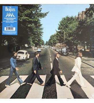 The Beatles - Abbey Road (LP, Album, RE, RM, 180) mesvinyles.fr