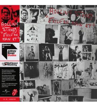 Rolling Stones* - Exile On Main St (2xLP, Album, Ltd, RE, RM, Hal) mesvinyles.fr