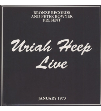 Uriah Heep - Uriah Heep Live (2xLP, Album, RE, 180) mesvinyles.fr
