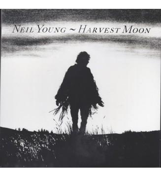 Neil Young - Harvest Moon (LP + LP, S/Sided, Etch + Album, Ltd, RE) mesvinyles.fr