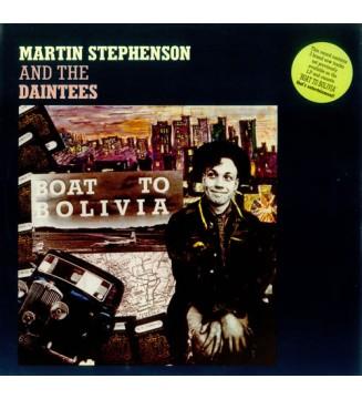 "Martin Stephenson And The Daintees - Boat To Bolivia (12"", Single) mesvinyles.fr"