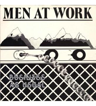 Men At Work - Business As Usual (LP, Album) mesvinyles.fr