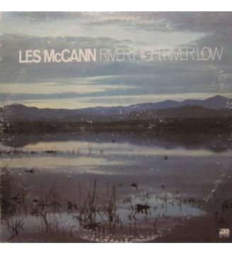 Les McCann - River High, River Low (LP, Album) mesvinyles.fr