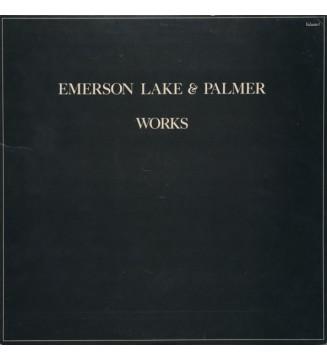 Emerson, Lake & Palmer - Works (Volume 1) (2xLP, Album, Qua) mesvinyles.fr