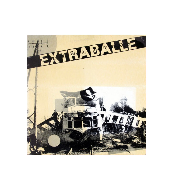 "Extraballe - Extraballe (12"") mesvinyles.fr"