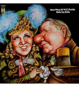 Mae West & W.C. Fields - Side By Side (LP, Comp) mesvinyles.fr