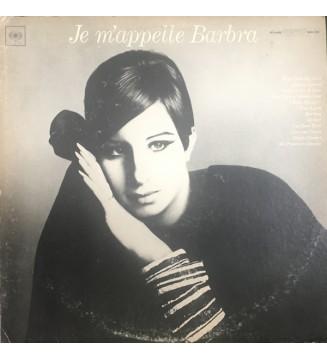 Barbra Streisand - Je M'Appelle Barbra (LP, Album) mesvinyles.fr