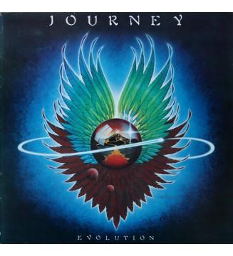 Journey - Evolution (LP, Album) mesvinyles.fr