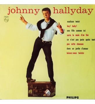 "Johnny Hallyday - N°3 (Madison Twist) (10"", Album, RE) mesvinyles.fr"