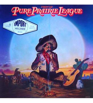 Pure Prairie League - Firin' Up (LP, Album) mesvinyles.fr