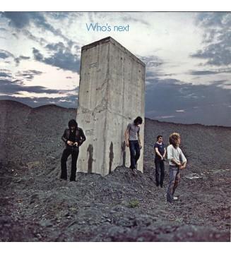 The Who - Who's Next (3xLP, Album, Dlx, RE, RM, Gat) mesvinyles.fr