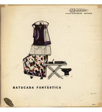 Os Ritmistas Brasileiros Conduzidos Por Luciano Perrone - Batucada Fantástica (LP, Mono) mesvinyles.fr