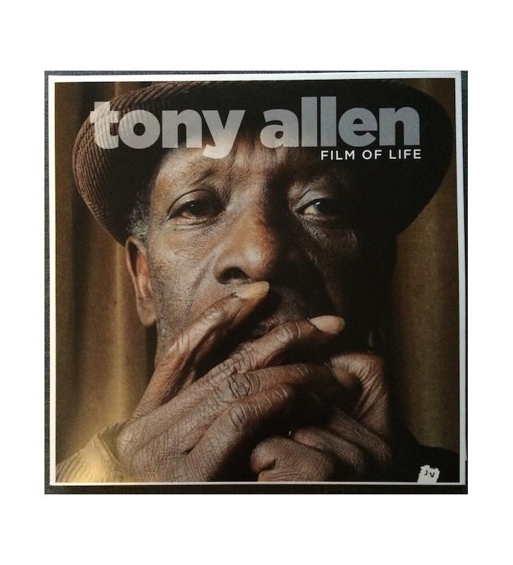 Tony Allen - Film Of Life (2xLP, Album, Gat) mesvinyles.fr