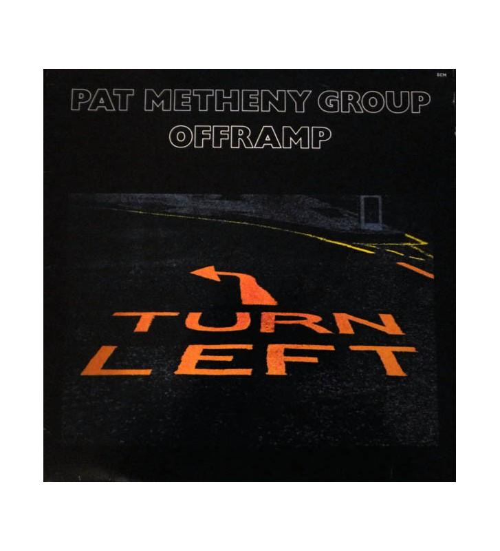 Pat Metheny Group - Offramp (LP, Album, RE, 180) mesvinyles.fr