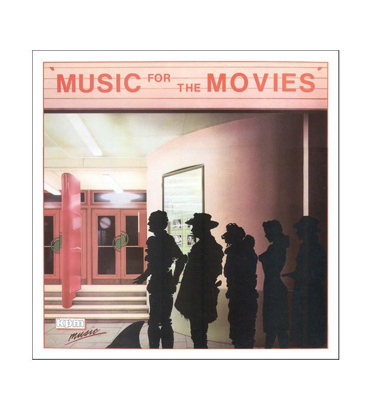Tony Kinsey / Robert Cornford - Music For The Movies (LP) mesvinyles.fr