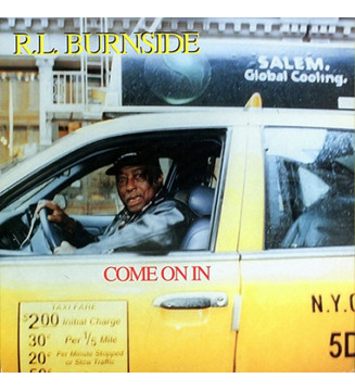 R.L. Burnside - Come On In...