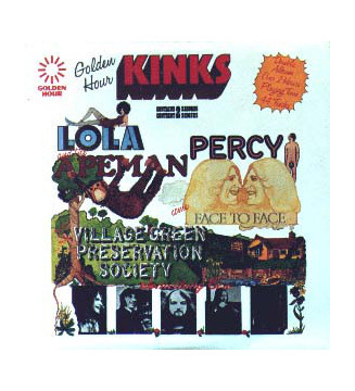 The Kinks - Lola, Percy &...