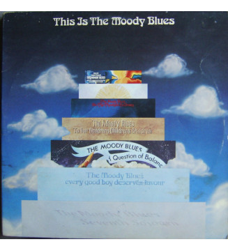 The Moody Blues - This Is...