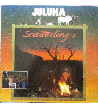 Juluka - Scatterlings (LP,...