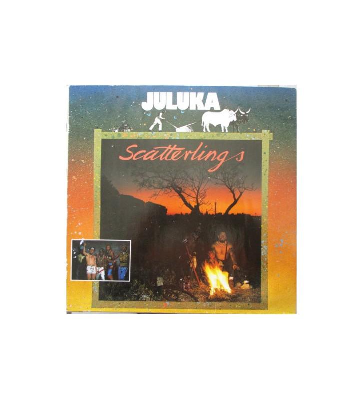 Juluka - Scatterlings (LP, Album) mesvinyles.fr