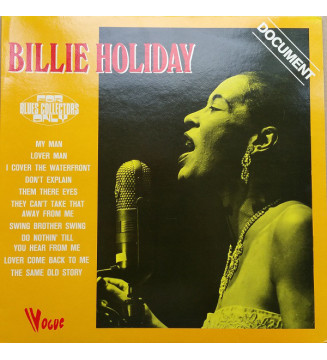 Billie Holiday - Document...