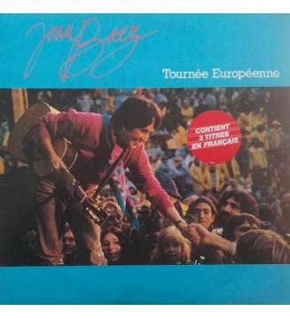 Joan Baez - Tournée Européenne (LP, Album) mesvinyles.fr