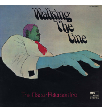 The Oscar Peterson Trio - Walking The Line (LP, Album, Gat) mesvinyles.fr
