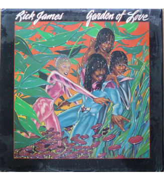 Rick James - Garden Of Love (LP, Album) mesvinyles.fr
