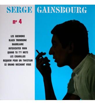 Serge Gainsbourg - N°4 (LP,...