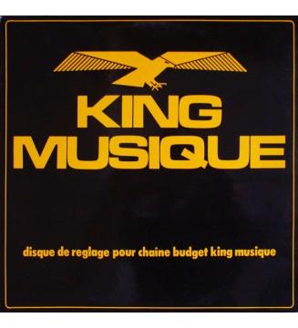 No Artist - Disque De Réglage Pour Chaîne Budget King Musique (LP) mesvinyles.fr
