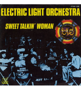 "Electric Light Orchestra - Sweet Talkin' Woman (7"", Single) mesvinyles.fr"