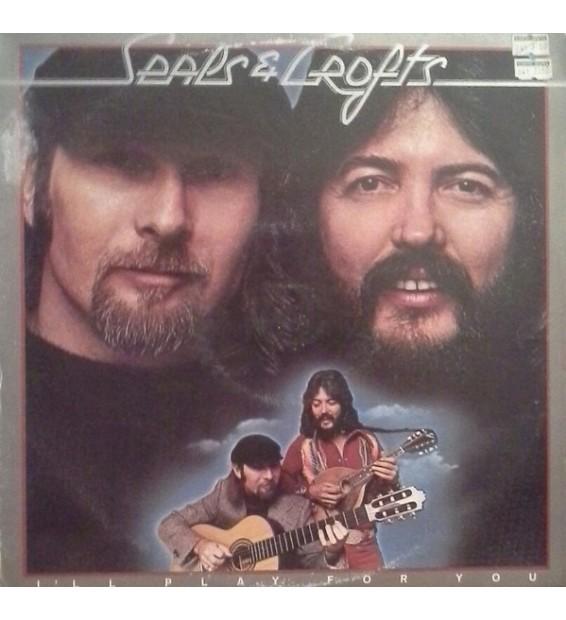 Seals & Crofts - I'll Play For You (LP, Album)