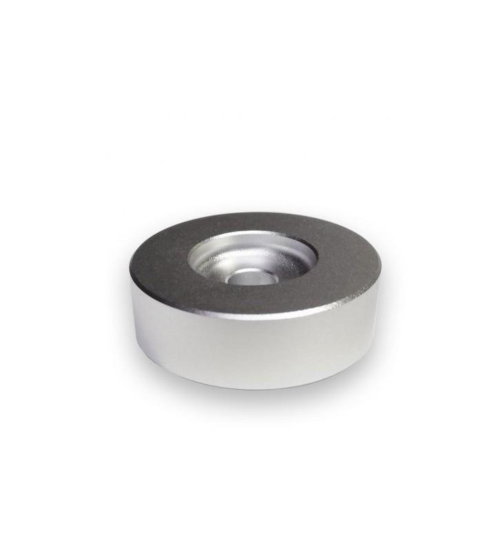 Adaptateur en aluminium pour 45T mesvinyles.fr