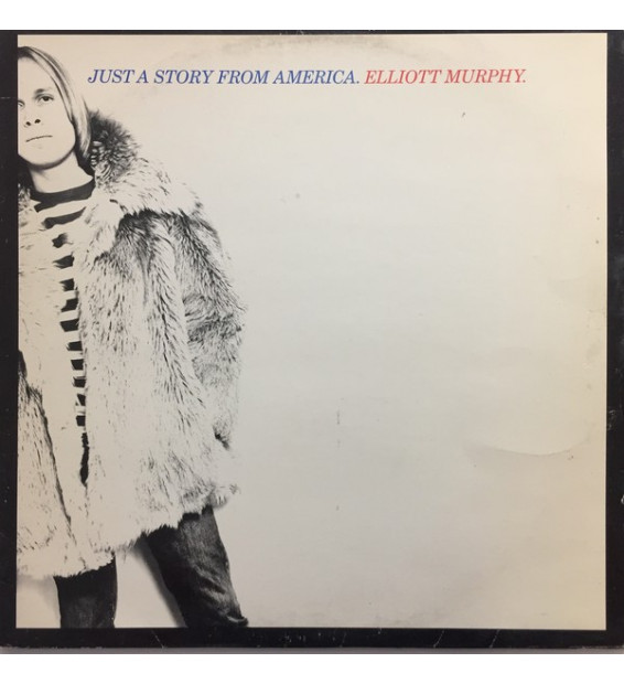 Elliott Murphy - Just A Story From America (LP) mesvinyles.fr