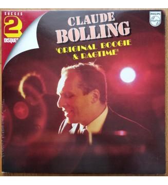 Claude Bolling - Original Boogie & Ragtime (2xLP, Comp) mesvinyles.fr