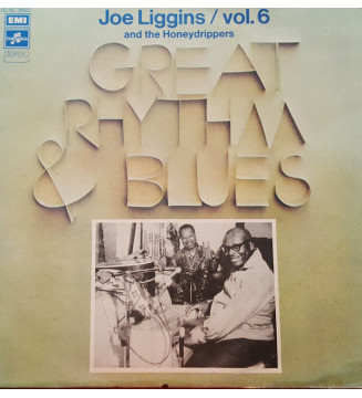 Joe Liggins And The Honeydrippers* - Great Rhythm & Blues Vol. 6 (LP) mesvinyles.fr