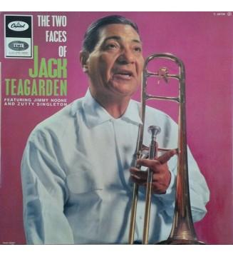 Jack Teagarden - The Two Faces Of Jack Teagarden (LP) mesvinyles.fr