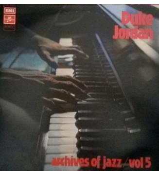 Duke Jordan - Archives Of Jazz Vol 5 (LP, Album, RE) mesvinyles.fr