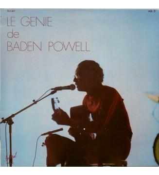 Baden Powell - Vol.3 - Le Génie De Baden Powell (LP, Album, RE) mesvinyles.fr