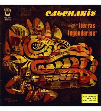 Los Calchakis - Tierras Legendarias (LP, Comp) mesvinyles.fr