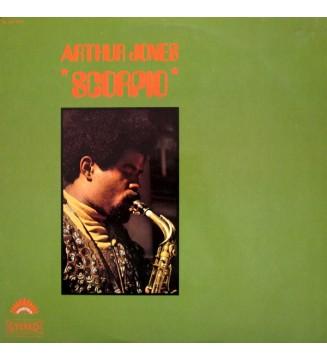 Arthur Jones - Scorpio (LP, Album) mesvinyles.fr