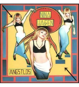 Nina Hagen - Angstlos (LP, Album) mesvinyles.fr