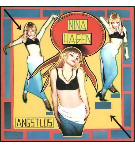 Nina Hagen - Angstlos (LP, Album)