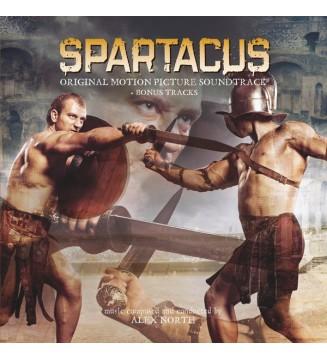 Alex North - Spartacus (Original Motion Picture Soundtrack) (LP, Album, RE, RM) mesvinyles.fr