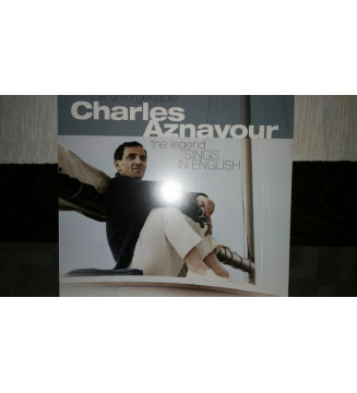 Charles Aznavour - The Legend Sings in English (LP, Comp) mesvinyles.fr