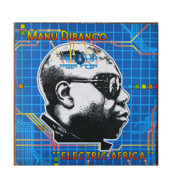 Manu Dibango - Electric Africa (LP, Album)
