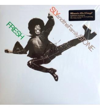 Sly & The Family Stone - Fresh (LP, Album, RE, 180) mesvinyles.fr